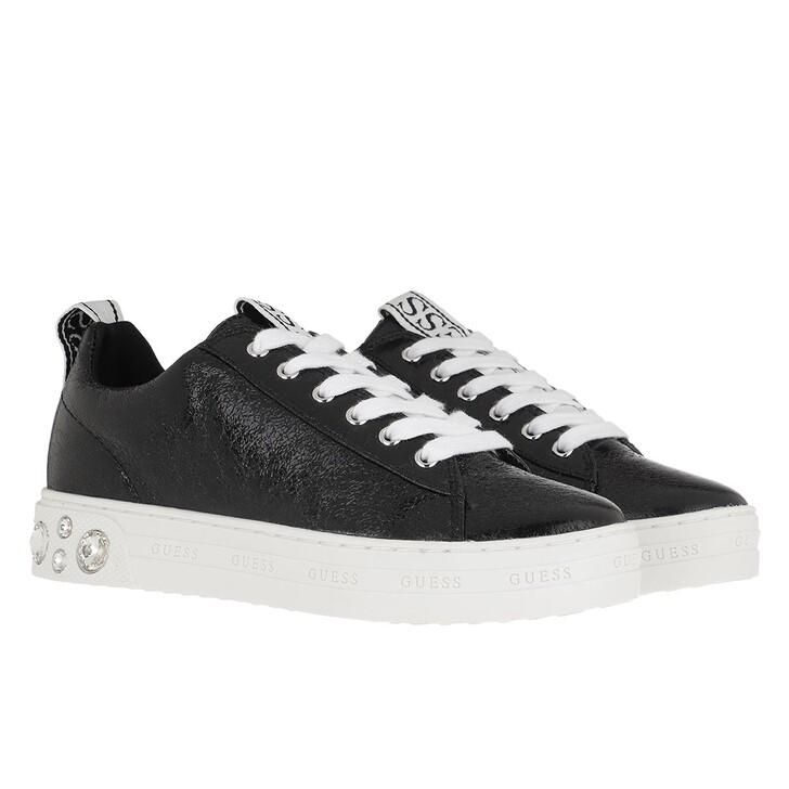 shoes, Guess, Rivet Active Sneaker Black