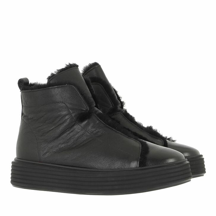 shoes, Kennel & Schmenger, Wonder Warm Sneaker Schwarz