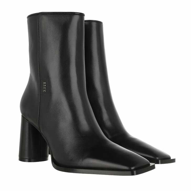 Schuh, Nubikk, Norah Jazz Boots Leather Black