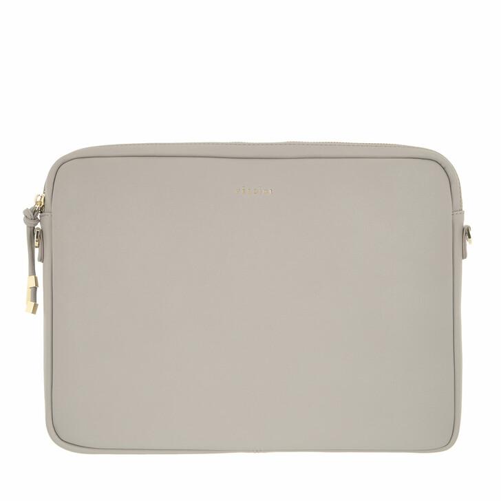 bags, Maison Hēroïne, Jamie 13'' Laptop Cashmere Grey