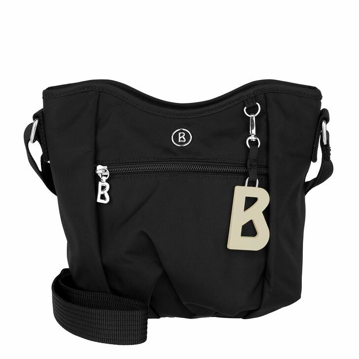 Handtasche, Bogner, Verbier Aria Shoulderbag Shz black