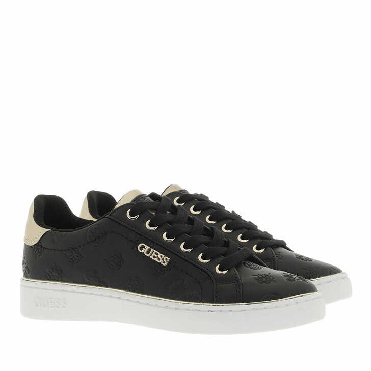shoes, Guess, Beckie Active Lady Black