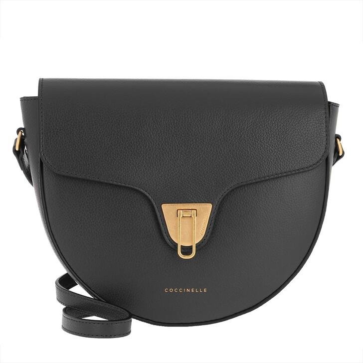 Handtasche, Coccinelle, Beat Soft Crossbody Bag Noir