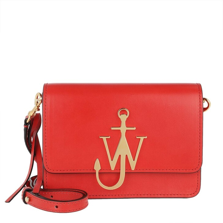 bags, J.W.Anderson, Anchor Logo Bag Candy Apple