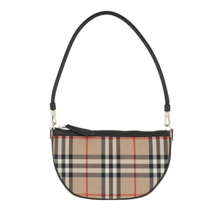 bags, Burberry, Olympia Mini Shoulder Bag Archive Beige
