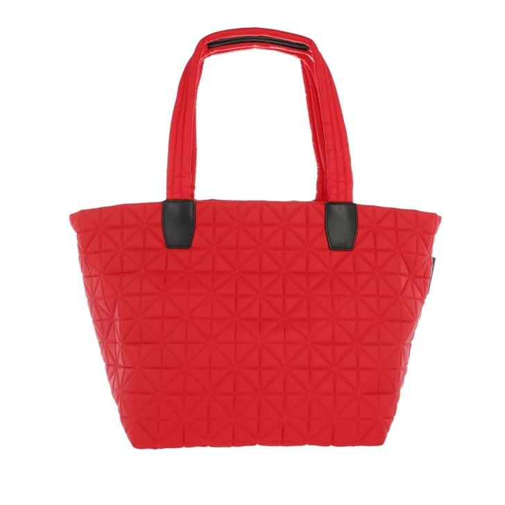 Handtasche, VeeCollective, Medium Tote Scarlet