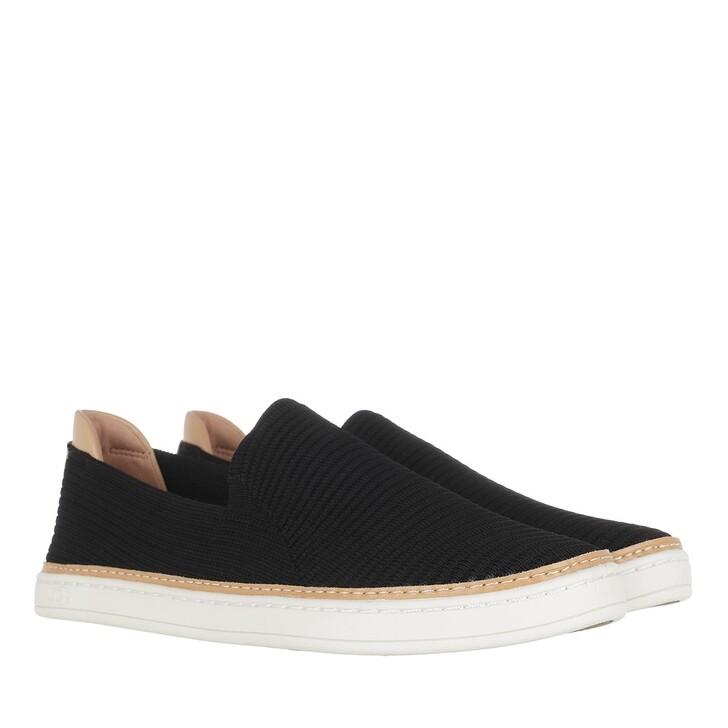 shoes, UGG, Sammy Shoe Rib Knit Black