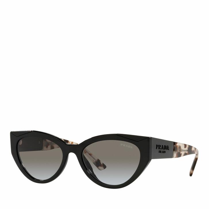 sunglasses, Prada, 0PR 03WS BLACK
