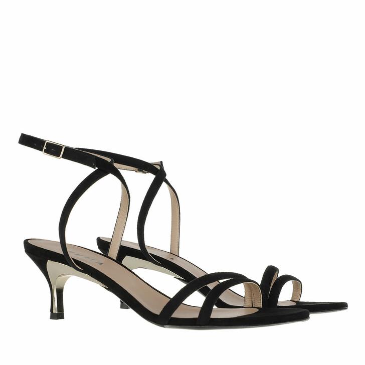 Schuh, Furla, Furla Code Sandal T.50 Nero