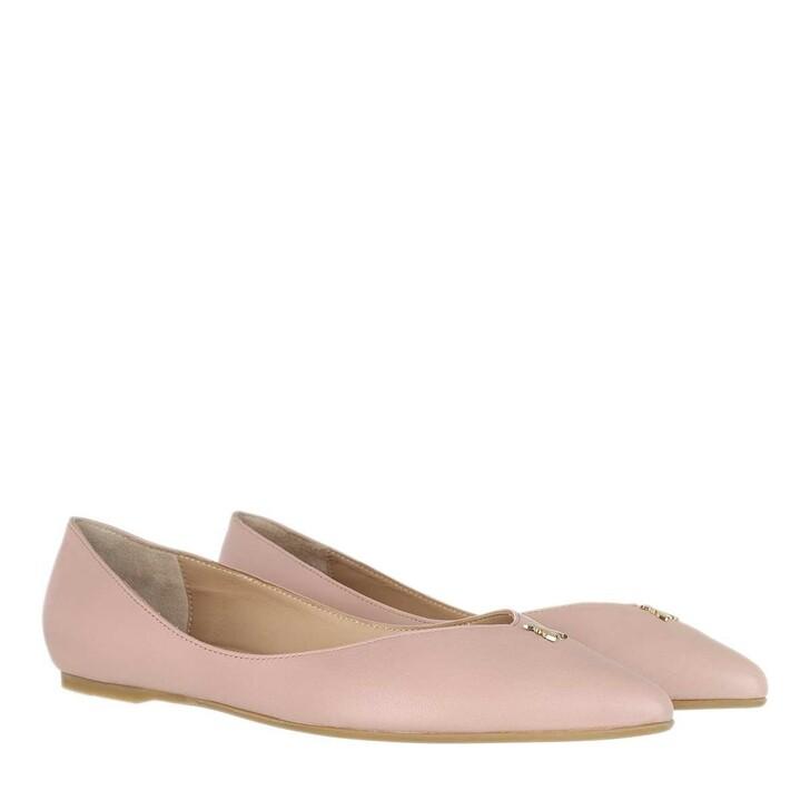 Schuh, Patrizia Pepe, Ballerina Pink Dune