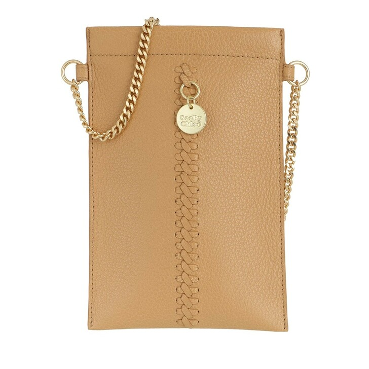 Handtasche, See By Chloé, Tilda Phone Strap Bag Soft Tan