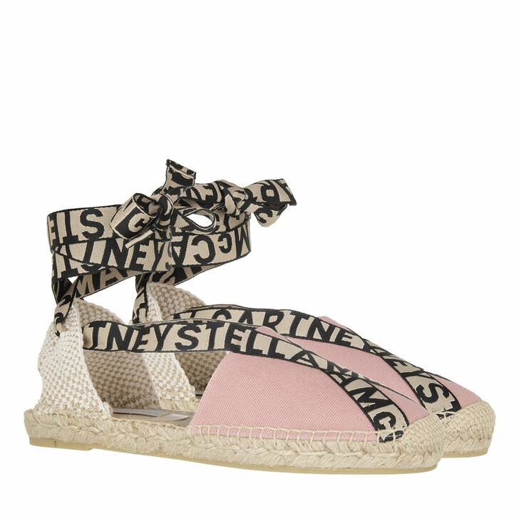 shoes, Stella McCartney, Gaia Espadrilles Organic Canvas Multicolor
