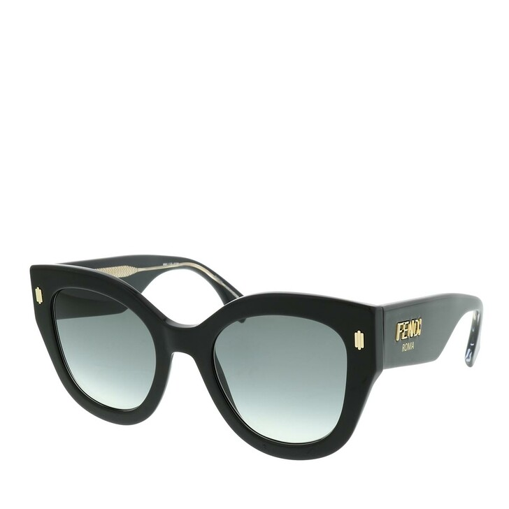 Sonnenbrille, Fendi, FF 0435/S Black