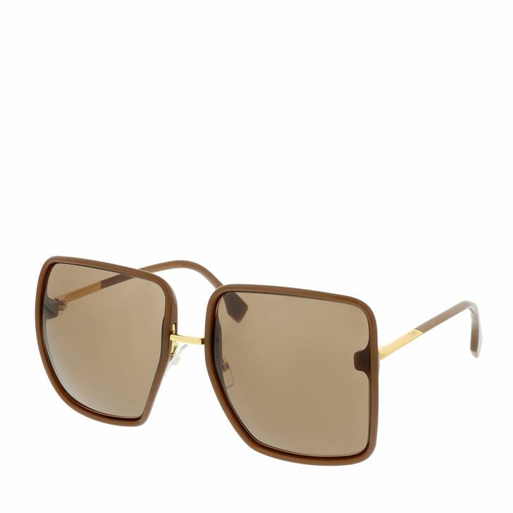 Sonnenbrille, Fendi, FF 0402/S Sunglasses Brown