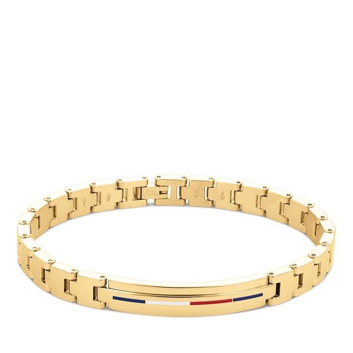 Armreif, Tommy Hilfiger, Bracelet Yellow Gold