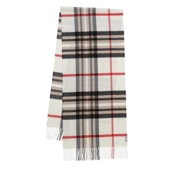 Schal, FRAAS, Scarf Cashmere Off White