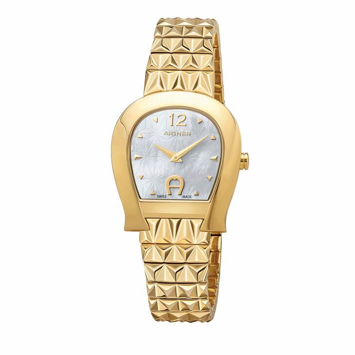 watches, AIGNER, Carrara Watch Gold