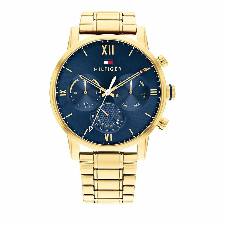 watches, Tommy Hilfiger, Watch Dress Gold