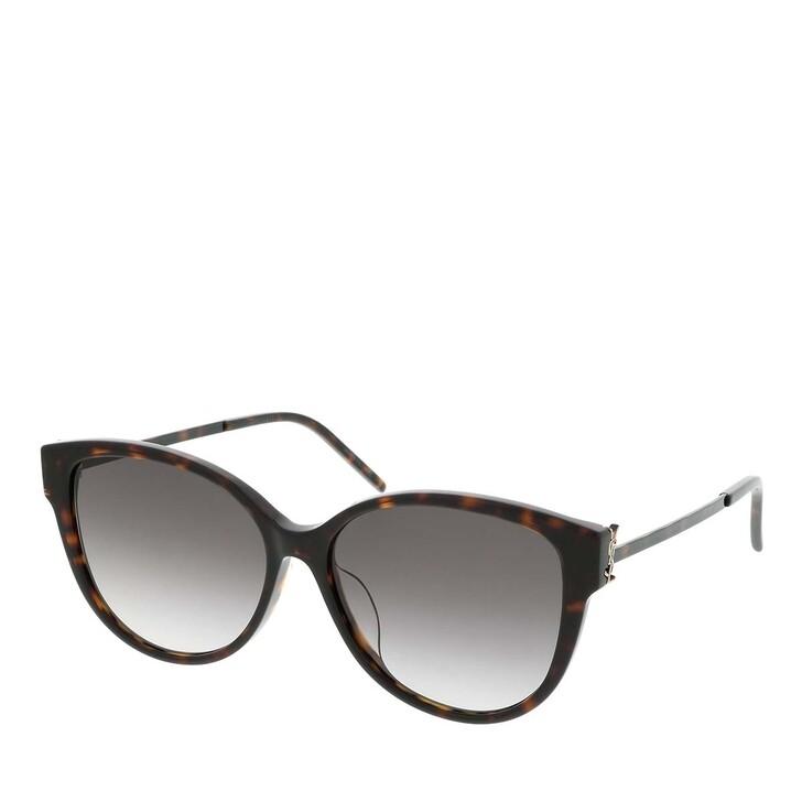 Sonnenbrille, Saint Laurent, SL M48S_A/K 56 004
