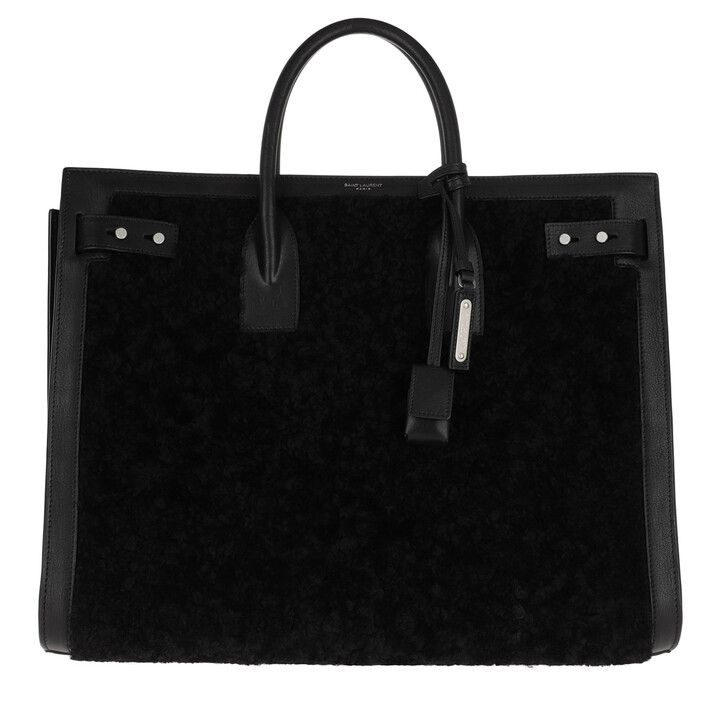 bags, Saint Laurent, 528663 BTO07E Black