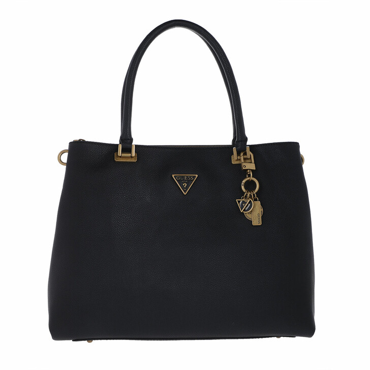 bags, Guess, Destiny Society Carryall Black