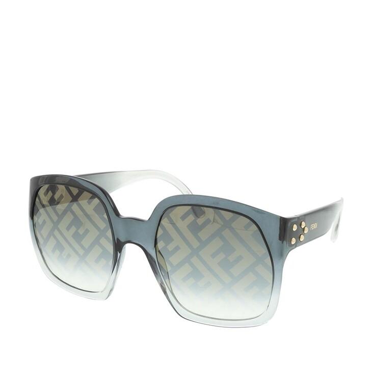 Sonnenbrille, Fendi, FF 0404/S Sunglasses Grey