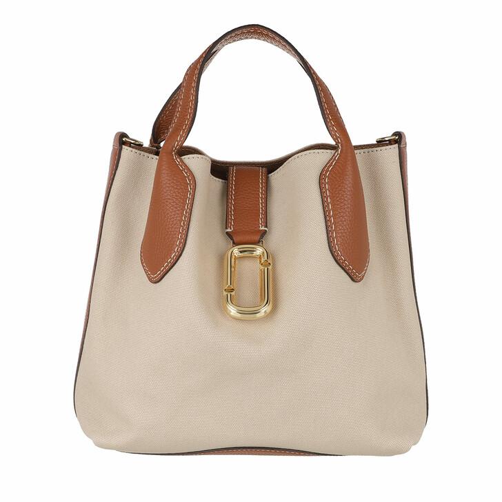 Handtasche, Marc Jacobs, The Reporter Shopping Bag Beige