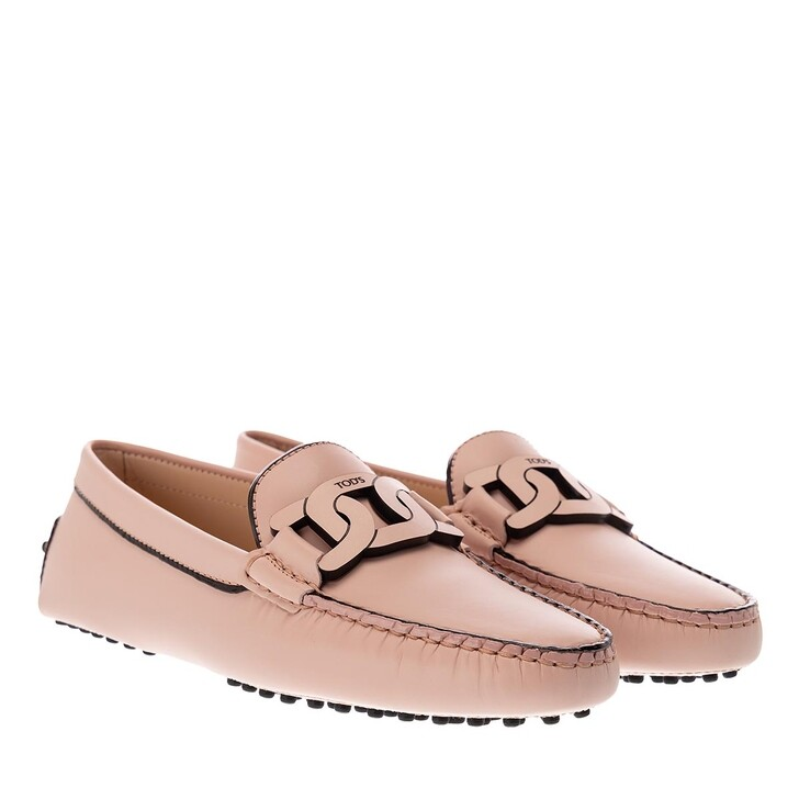 Schuh, Tod's, Buckled Loafer Rose Kiss