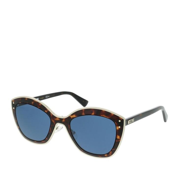 Sonnenbrille, Moschino, MOS050/S        HAVANNA