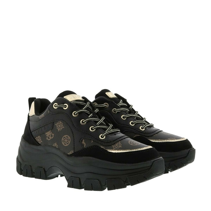 Schuh, Guess, Baryt Active Lady Leather Like Black