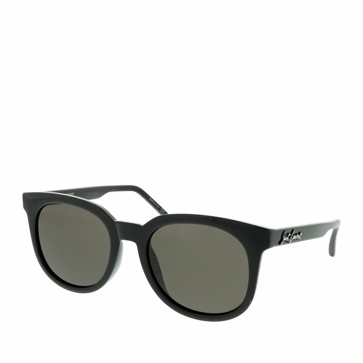 sunglasses, Saint Laurent, SL 405-001 54 Sunglass WOMAN INJECTION Black