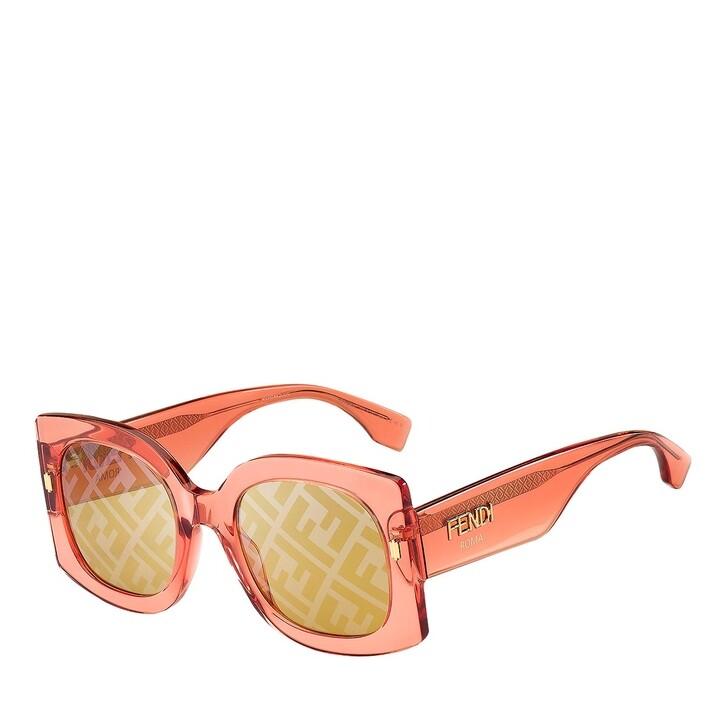 Sonnenbrille, Fendi, FF 0436/G/S ORANGE