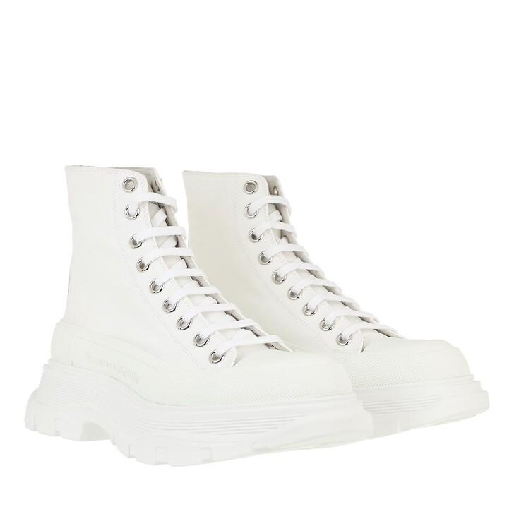 Schuh, Alexander McQueen, Sneakers White
