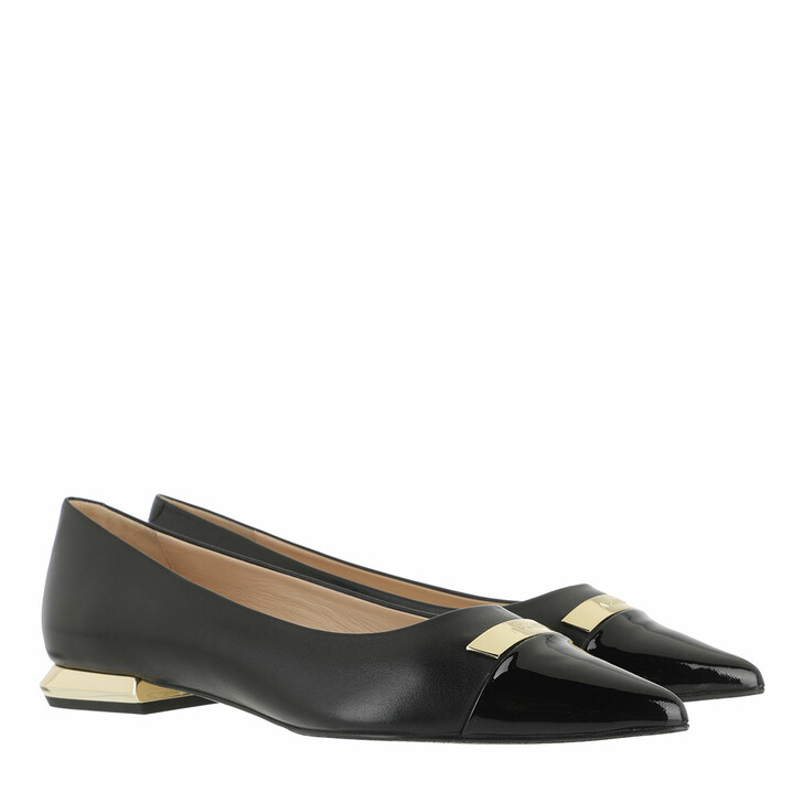 Schuh, AIGNER, Ciara Pointed Pumps  Black