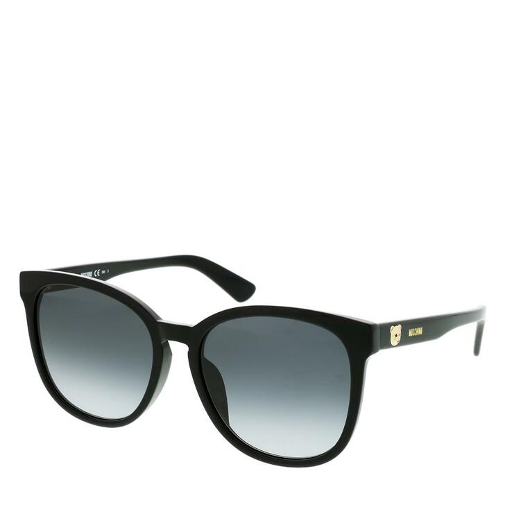 sunglasses, Moschino, MOS074/F/S Sunglasses Black