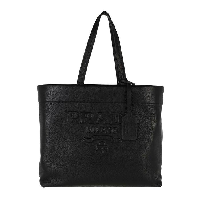 bags, Prada, Shoulder Bag Black