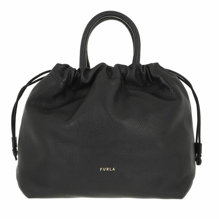 bags, Furla, Furla Essential S Bucket Bag Nero