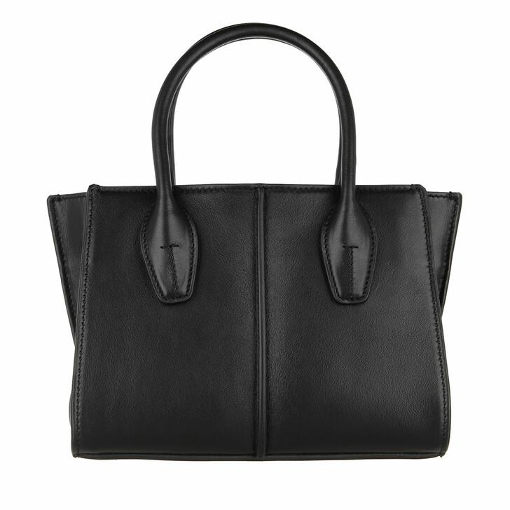 Handtasche, Tod's, Mini Joy Tote Bag Leather Black