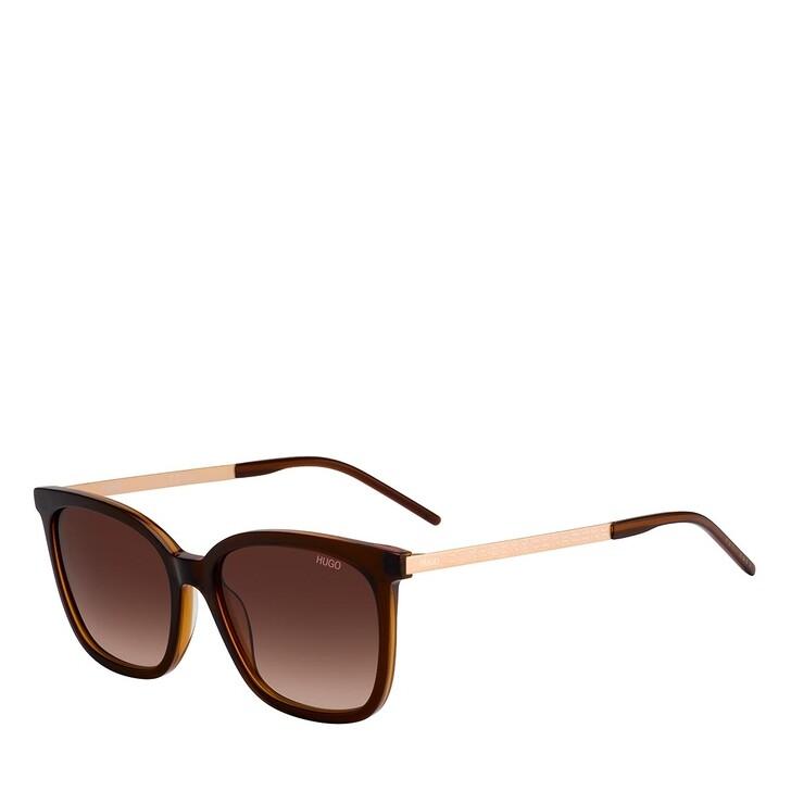 Sonnenbrille, Hugo, HG 1080/S BROWN