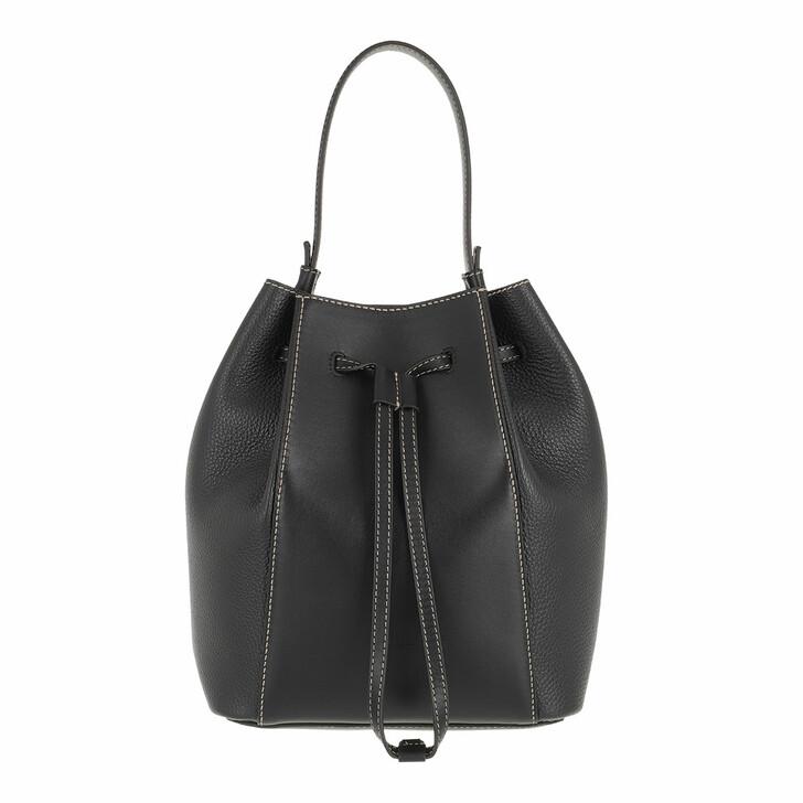 bags, Furla, Furla Miastella S Bucket Bag Nero