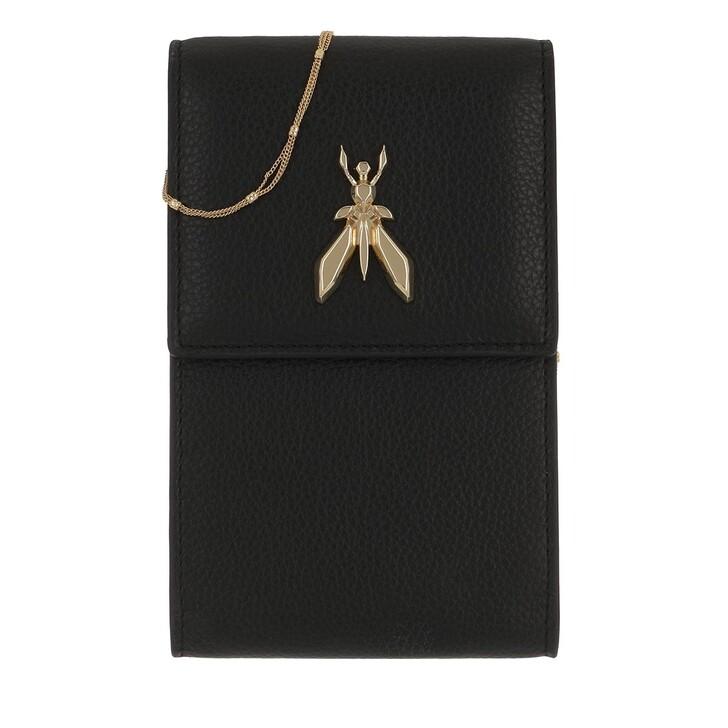 Smartphone/Tablet case (Case), Patrizia Pepe, Smartphone Wallet Nero