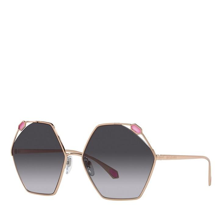 sunglasses, BVLGARI, 0BV6160 PINK GOLD