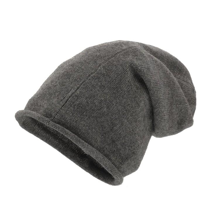 Mütze, Embraced Studios, Wool-Cashmere Beanie Taupe