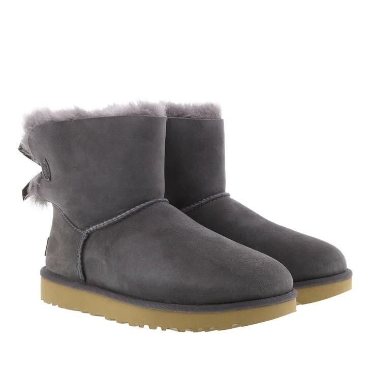 Schuh, UGG, Mini Bailey Bow Boot Nighfall
