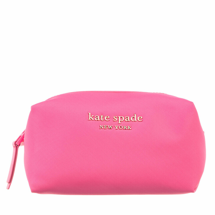 necessaires, Kate Spade New York, Medium Cosmetic Crushed Watermelon