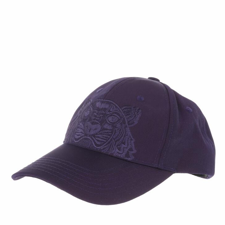 hats, Kenzo, Cap/Hat Aubergine