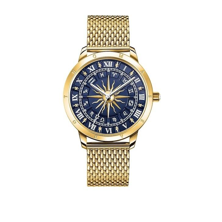 Uhr, Thomas Sabo, Glam Spirit Astro Watch Gold