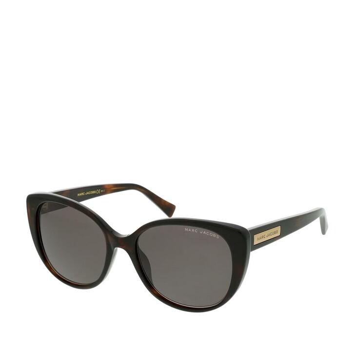 sunglasses, Marc Jacobs, MARC 421/S Havana Brown Glitter Gold