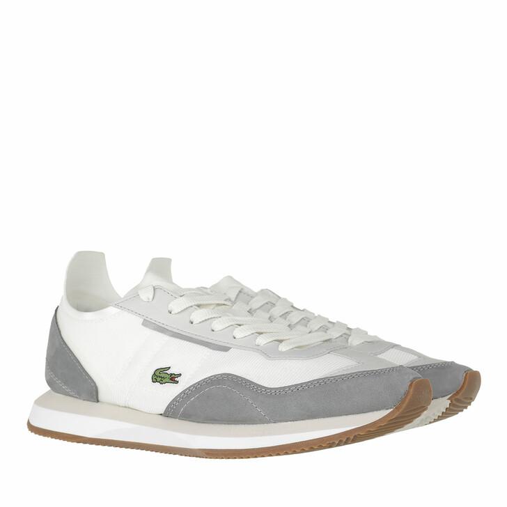 Schuh, Lacoste, Match Break Sneaker Off White Grey