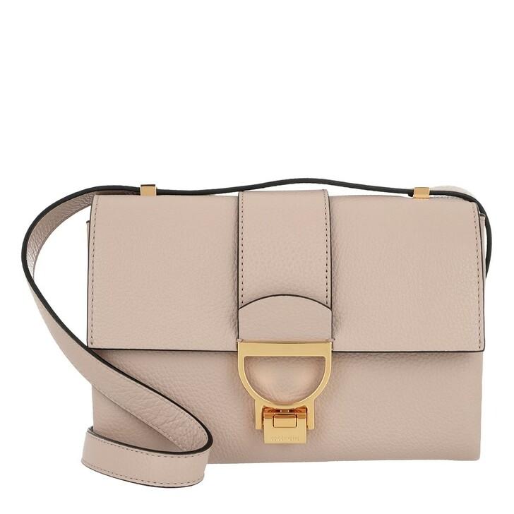 Handtasche, Coccinelle, Handbag Grainy Leather Powder Pink